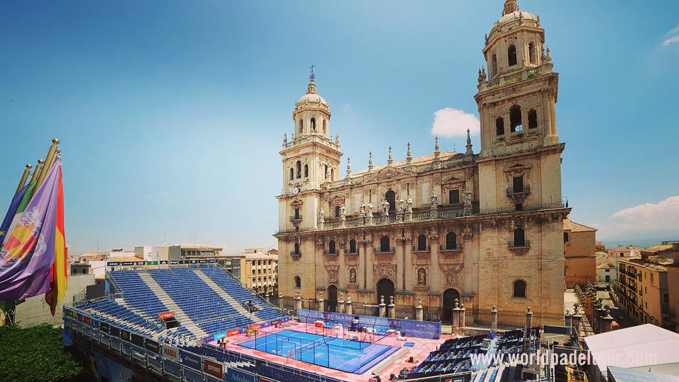 world padel tour jaen