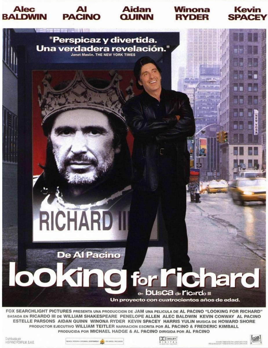 Películo Looking for Richard